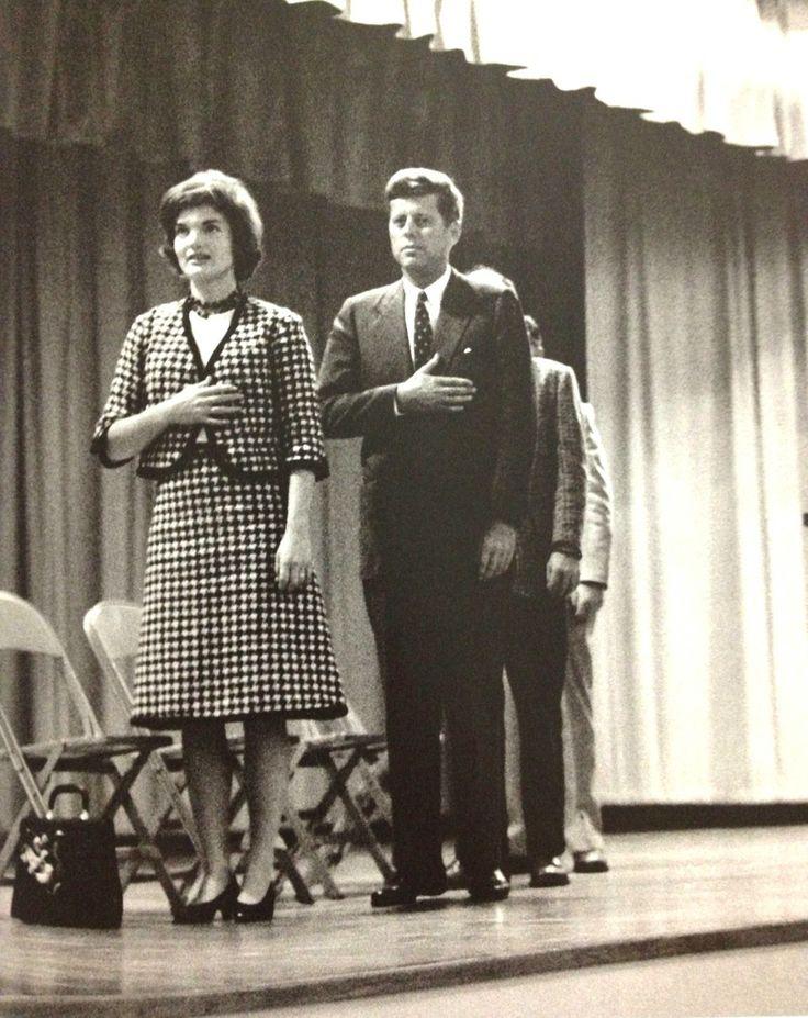 JFK et Jackie Kennedy