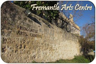 """City of Fremantle Art Collection At the Fremantle Arts Centre """"The City of Fremantle Art Collection is the largest municipal art collection in Western Australia. It contains over 1200 pieces, including historical works and an extraordinary mix of contemporary paintings, prints, photographs and ceramics by Western Australian artists, representing strongly Fremantle makers and Fremantle subjects."""