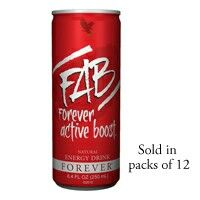 Fab - Forever Active Boost £22.32