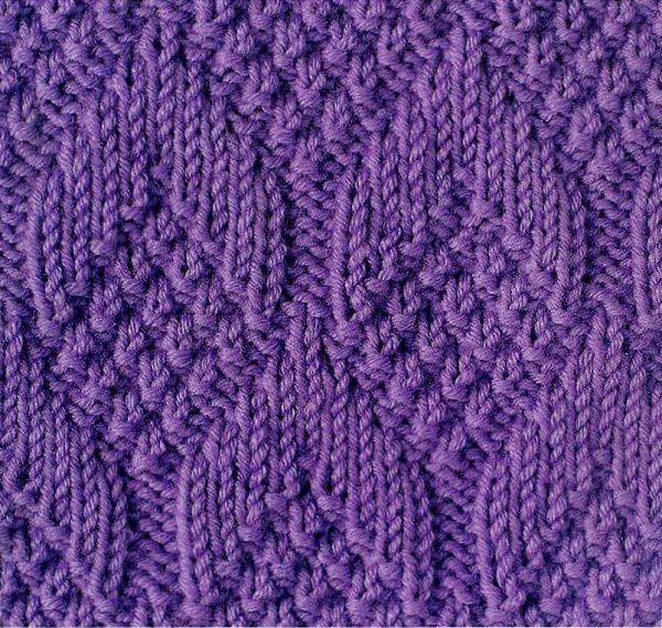 Структурные узоры спицами, схемы спицами, узоры спицами, схемы узоров, схемы вязания, узоры для вязания,