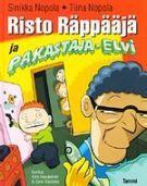 Risto Räppääjä ja pakastaja-Elvi (Kovakantinen). 13,90 €