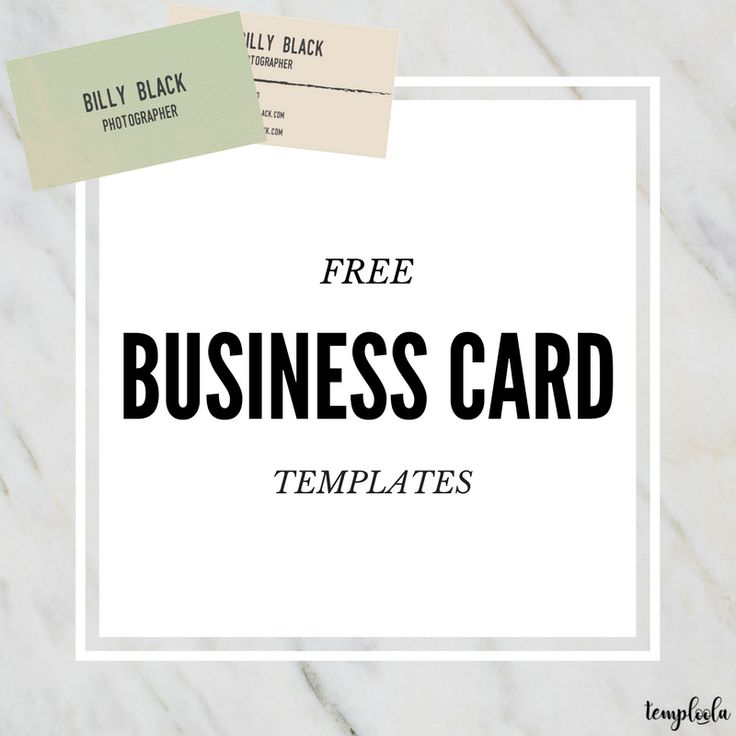 The 25+ best Business card template word ideas on Pinterest - card templates for word