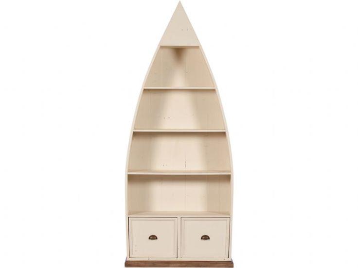 4 Shelf Dinghy Bookcase