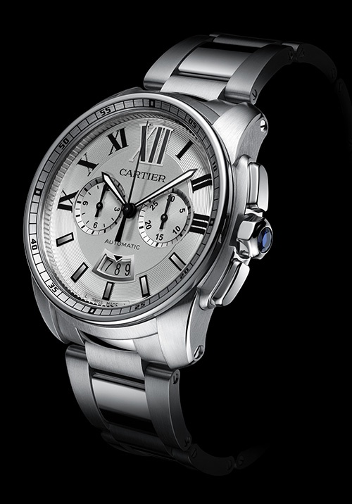 Cartier the Calibre Chronograph (PR/Pics http://watchmobile7.com/data/News/2013/03/130301-cartier-calibre_chronograph.html) (4/4)