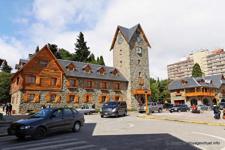 Centro civico San Carlos de Bariloche - Argentina