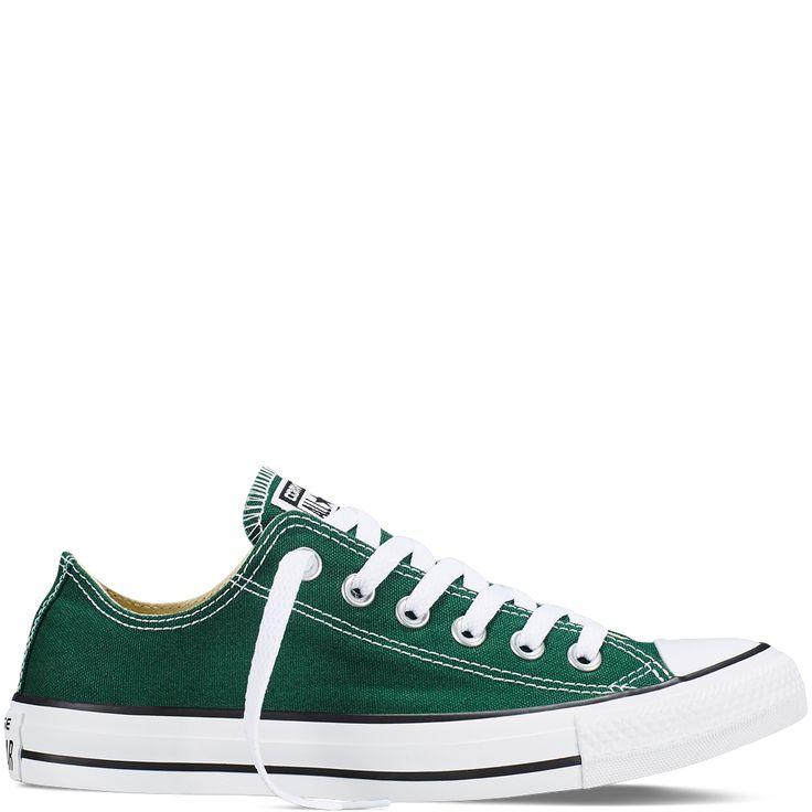 Chuck Taylor All Star Fresh Colors Go Green!!