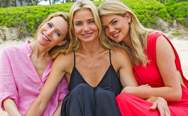 Cameron Diaz and Leslie Mann don't want you to pre-judge Kate Upton (but explain why it's okay if you do) — LISTEN | EW.com