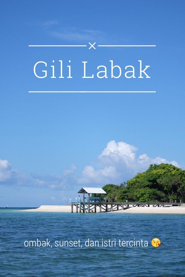 just try #gililabak #indonesia