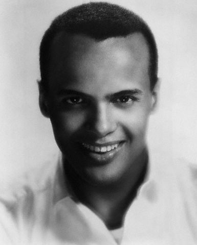 Harry Belafonte - a very charming, non-pretentious man who I had the pleasure to meet while working for UNICEF.