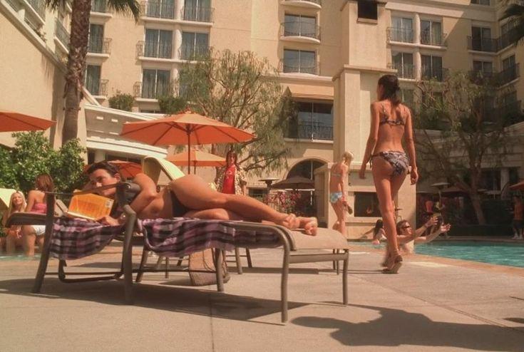 cote de pablo bikini fotoshootinng