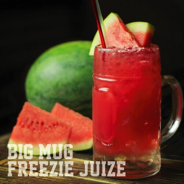 big mug freezie juize