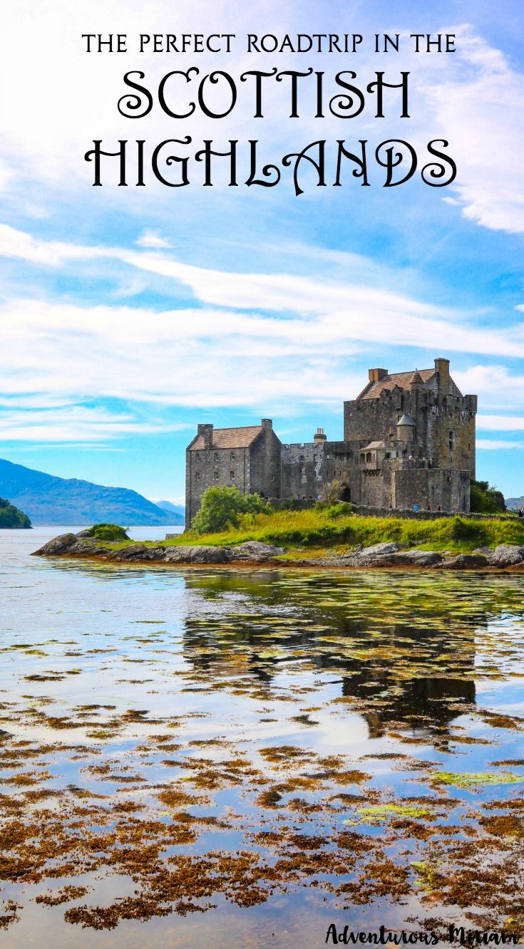 Scotland is the perfect place for a road trip. The scenic Braveheart land has thousands of lochs, misty hills and mountains, a famous sea monster and enough clan stories to keep you entertained for weeks. I joined a 3-day trip from Edinburgh that took me to Isle of Skye, Loch Ness, Glencoe and many other places in the Scottish Highlands. Here's an itinerary for the perfect roadtrip in Scotland.