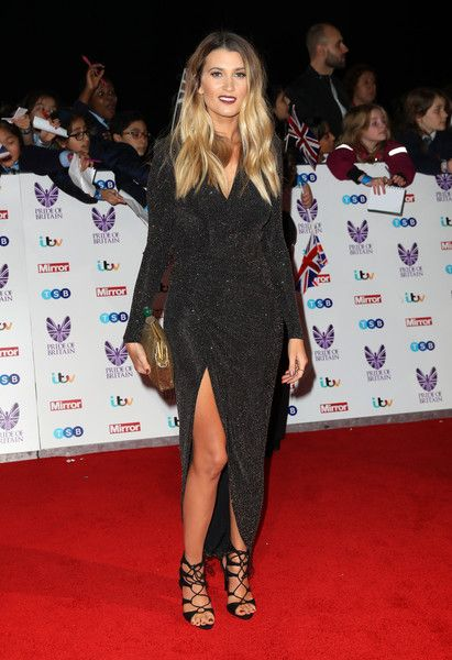 Charley Webb Photos Photos - Charley Webb  attends the Pride Of Britain awards at the Grosvenor House Hotel on October 31, 2016 in London, England. - Pride Of Britain Awards - Red Carpet Arrivals