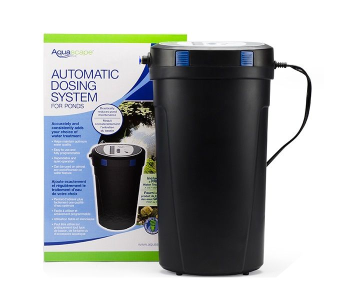 Aquascape® Automatic Dosing System for Ponds - Automatic Pond Water Treatment