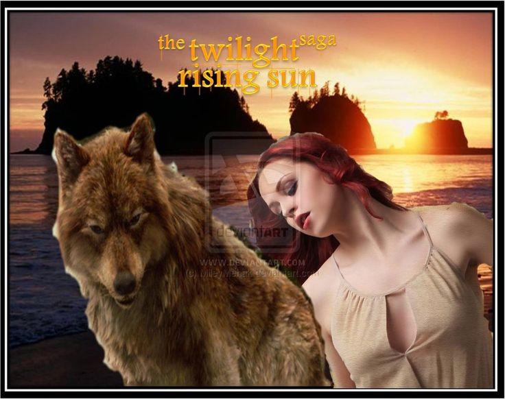 Rising Sun (Twilight) on Wattpad by MileyMehak on deviantART