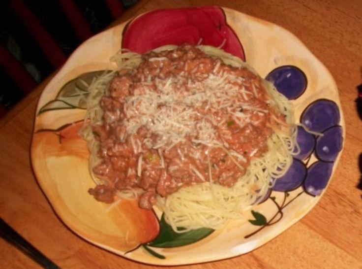 Spaghetti al Formaggio