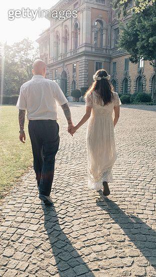 Wedding Couple - gettyimageskorea