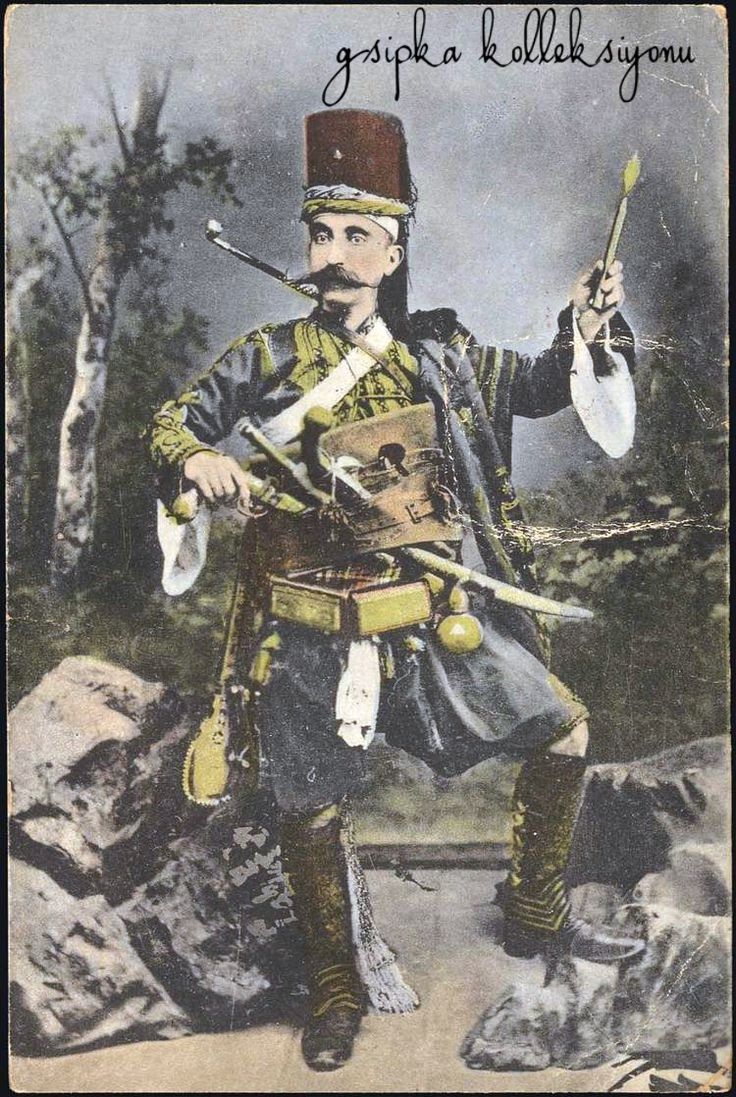 Zeybek / Zeibek / Ziebek, Zeybecks were irregular militia and guerrilla fighters living in the Aegean Region of the Ottoman Empire from late 17th to early 20th centuries, of Thracian origin.