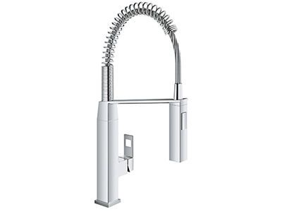 25 best grohe kitchen faucets images on pinterest kitchen faucets kitchen taps and kitchen ideas. Black Bedroom Furniture Sets. Home Design Ideas