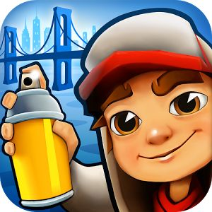 ApkApps5 - Android Apps Apk: Subway Surfers New York v1.44.1 Mod (Unlimited Eve...