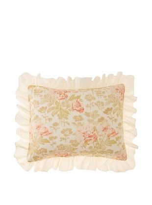 67% OFF Pom Pom at Home Sofia Sham (Pink)