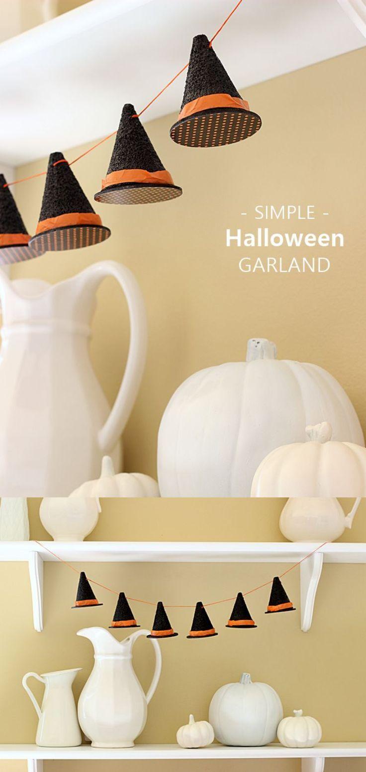 358 best Halloween images on Pinterest   Halloween decorations ...