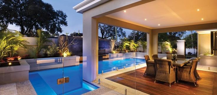 More pool and alfresco