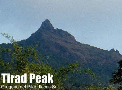 Tirad Peak