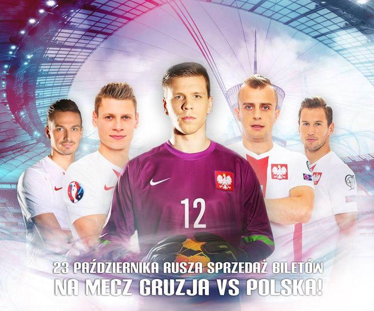 Polska Gruzja poster