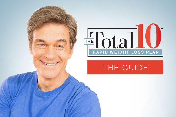 Learn how the Total 10 Rapid Weight-Loss Plan works and get tips to make the diet work for you.