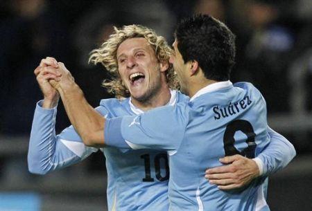2014 FIFA World Cup Live : Uruguay Squad