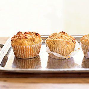 Bacon-Cheddar Corn Muffins Recipe | MyRecipes.com