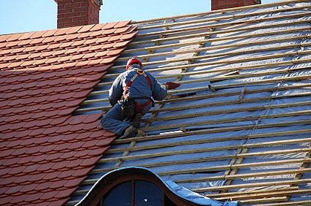 Repair Concrete Roof Tile Roof Repair Roofing Roof Architecture