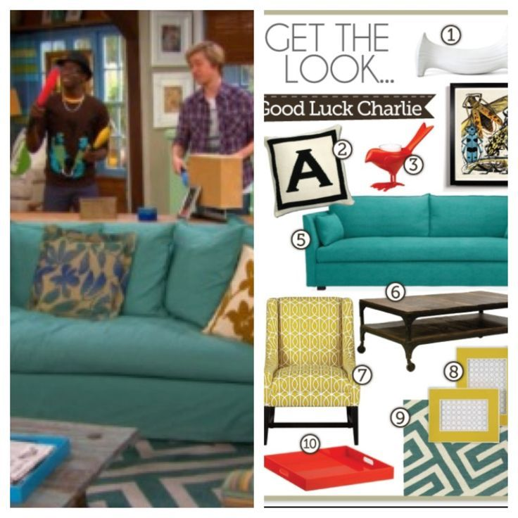 Amazing Good Luck Charlie House | Good Luck Charlie Living Room Part 19