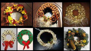 Pomysły plastyczne dla każdego, DiY - Joanna Wajdenfeld: Proste pomysły na ozdobne wieńce