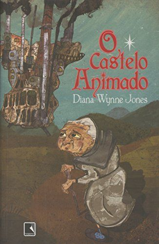 O CASTELO ANIMADO livro