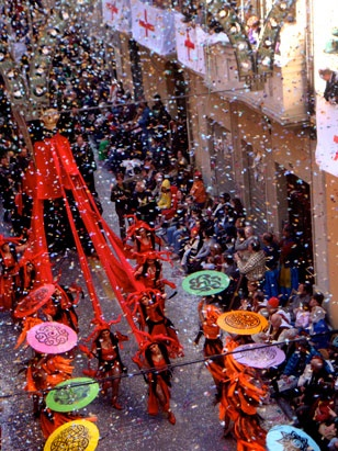 Festival of Alcoy - Alcoy, Spain