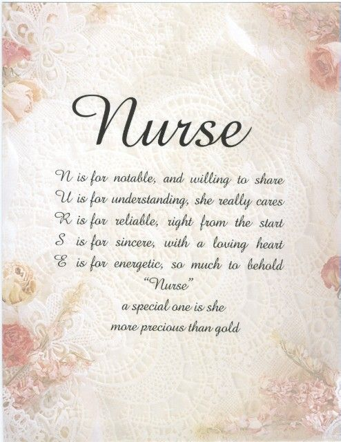 Image result for nurses poem