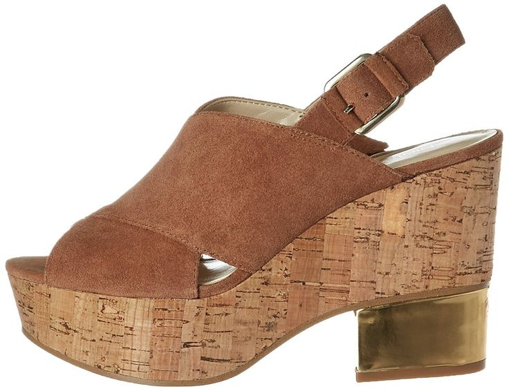 Nine West Women's Imena Suede Heeled Sandal *** Details can be found by  clicking