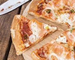 Pizza norvégienne