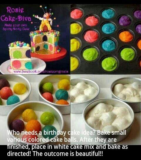 Mr Tumble cake idea