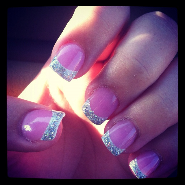 My prom nails (: