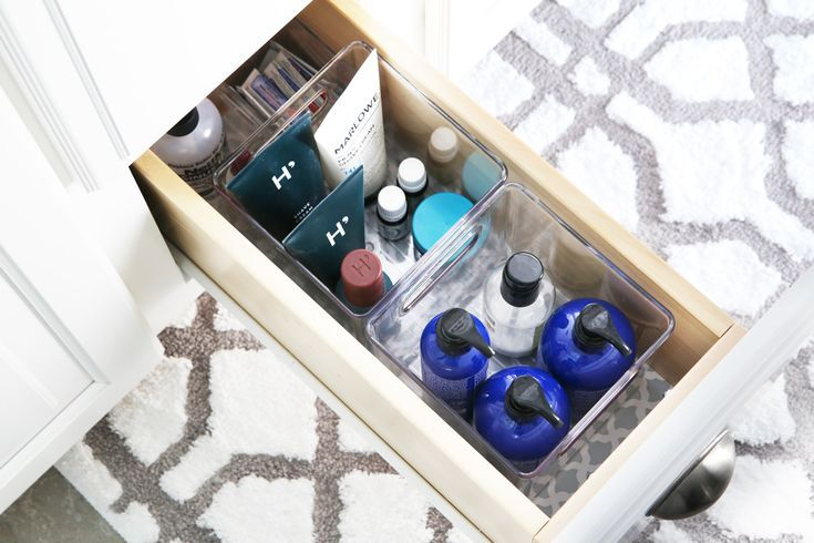 Master Bathroom Organization Ideas And Updates Bathroom Vanity Drawers Organize Drawers Vanity Drawers