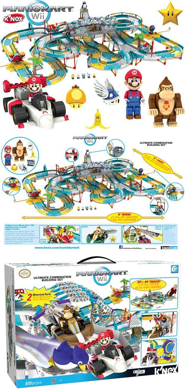 Donkey kong mario kart wii car tuning - K Nex Mario Kart Wii Building Set Ultimate Combination
