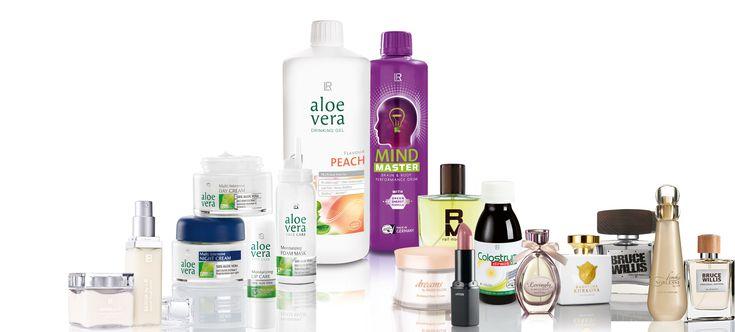 Het productassortiment van LR is uitstekend geschikt voor de directe verkoop. Voedingssupplementen, verzorgingsproducten, parfums en sieraden, voor allemaal geldt: kwalitatief hoogwaardige ge- en verbruiksartikelen in sterk groeiende markten.