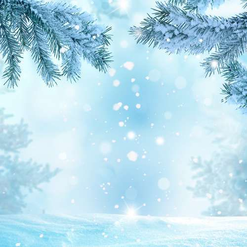 Зима - Растровый клипарт | Winter - UHQ Stock Photo