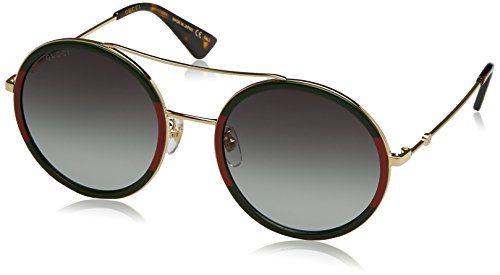 264edc01ef6 Gucci Womens Round Sunglasses