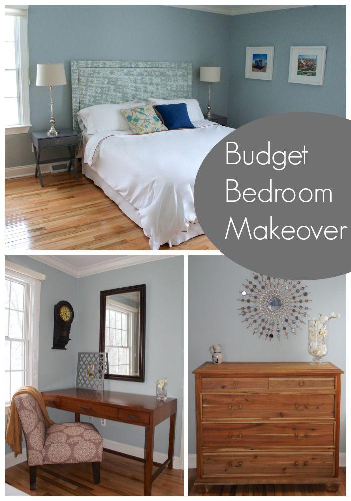 Master Bedroom Makeover On A Budget Diy Home Amp Garden