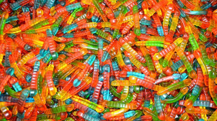 Balas de gelatina Fini