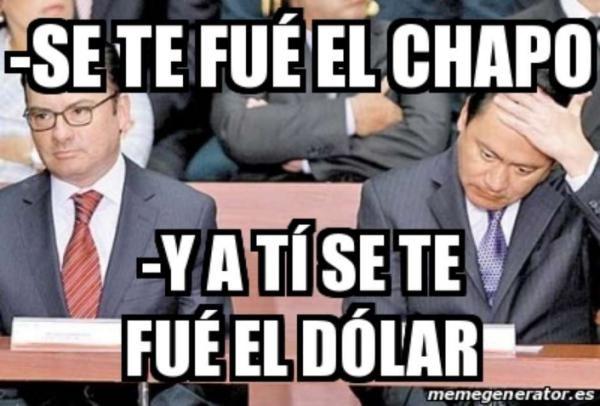 Los memes por el alza del dólar en México - Yahoo Noticias
